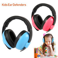 couvre-oreilles protège-oreille d'enfants de bébé réduction de bruit se pliants