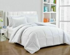 Egyptian Cotton Down Alternative Comforter 3 Pc Set Twin/Queen/King -Any One- FS