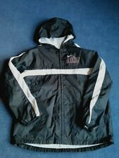 XL youth 18-20 Nike LINED wind BREAKER hooded JACKET