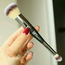 $48 No.7 IT Cosmetics Heavenly Luxe Complexion dual foundation concealer brush