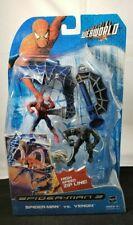 Marvel Spider-Man 3 vs Venom High Speed Zip Line Hasbro Figure Set