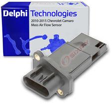 Delphi Mass Air Flow Sensor for 2010-2015 Chevrolet Camaro - MAF Intake cl