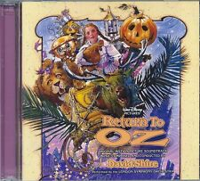 """David Shire """"RETURN TO OZ"""" score Intrada Limited 2CD sold out"""