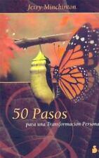 50 Pasos para una Transformacion Personal by Jerry Minchinton (2006, Paperback)