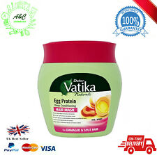 Dabur Vatika Egg Protein Deep Conditioning Hair Mask 500 Gm
