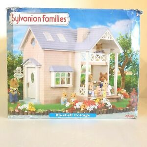 Sylvanian Families - Bluebell Cottage House - 4284