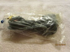 NEW AV CABLE FOR THE XBOX 360 SYSTEM MICROSOFT BRAND