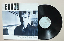 33 TOURS - STING - THE DREAM OF THE BLUE TURTLES - AM RECORDS 393750-1 **