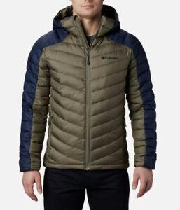 Colombia Men's Horizon Explorer™ Hooded Jacket Size M RRP £160