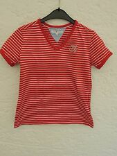 Tommy Hilfiger T-Shirt Gr.6 122, rot