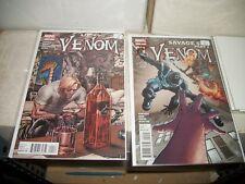 Venom (2011) 11, 19, 20, 21, 30, 31, Venom: Space Knight #1 Hip-Hop Variant