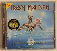 Iron Maiden Seventh Son Of A Seventh Son CD Europa 1988 + Pista Cd-Rom