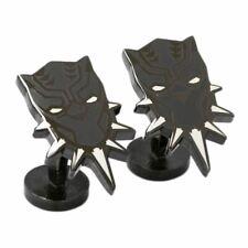 Marvel Avengers Black Panther Hemd Manschettenknöpfe - Verpackt Hochzeit