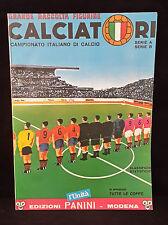 ALBUM FIGURINE CALCIATORI PANINI RISTAMPA L'UNITA' ANNO 1964/65