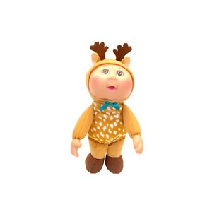 Cabbage Patch Kids Woodland Friend Collectible Cutie #99 Reynolds Deer Christmas