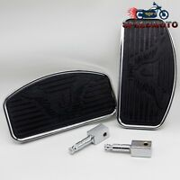 Front Rider Floorboards For Yamaha V-STAR XVS 400/650 1988-2013 2010 2011 2012