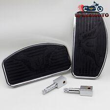 Front Rider Floorboards For Yamaha V-STAR XVS 400/650 1988-2013 2010 2011 2012