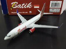 1/400 Phoenix Batik air B737-800 PK-LBL
