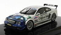 Autoart 1/43 Scale 60137 - Mercedes Benz CLK DTM 2001 #14 Thomas Jager