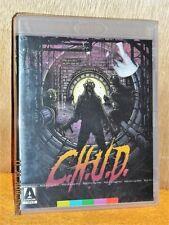 C.H.U.D. (Blu-ray/DVD, 1996, 2-Disc) John Heard Daniel Stern John Goodman CHUD