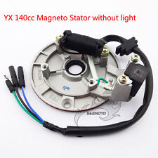 YX 140cc Engine Magneto Stator No Light For PitsterPro Stomp SSR Pit Dirt Bike