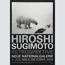 Hiroshi Sugimoto: Retrospektive Neue Nationalgalerie Berlin 2008.