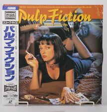 04590 F/S by AIR MINT Laserdisc Pulp Fiction [ASLF-5051] w/OBI from Japan