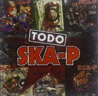 SKA-P - TODO SKA-P  CD  19 TRACKS ROCK & POP  NEW+