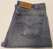 Mens Levi's 516 Slim Fit Jeans Size W34 X L34 Original : P288