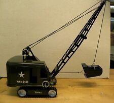 DeSull Tonka Collectable 1959 Army Crane