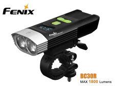 New Fenix BC30R 2017 USB Charge Cree XM-L2 U2 1800 Lumens Bike LED Flashlight