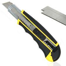 PRETEX Taglierino con lama a spezzare 18 mm | cutter universale taglierino