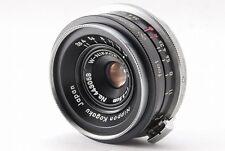 【Exc+++++】W Nikkor 35mm f3.5 Black for Nikon Rangefinder S Lens from Japan 378