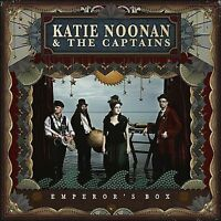 KATIE NOONAN & THE CAPTAINS Emperor's Box CD NEW