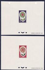 épreuve de luxe  paire Europa  de  1964   num: 1430/31
