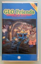 GLO FRIENDS CAVERNS OF MYSTERY plus five more adventures   VHS VIDEOTAPE