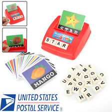English Spelling Alphabet Letter Game Early Learning Educational Game Toy Kids
