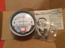 DWYER MAGNEHELIC 2300-1 KpA Differential Pressure Gauge