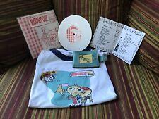 Paul Frank Wallet Shirt 45 rpm Vinyl Very Rare!!! First wallet and shirt made