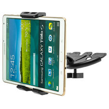 CD Schlitz KFZ Tablet Autohalterung Samsung Galaxy Tab 2 3 4 S S2 A E 7 8.4 9.7