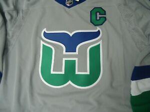 Carolina Hurricanes Hartford Whalers Reverse Retro STAAL jersey sz 60 Adidas