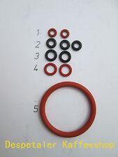 Für Delonghi Dichtungssatz   ESAM /  Brühkolben 10 O-Ringe