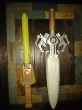 1988 And 2002 Masters Of The Universe Power Swords