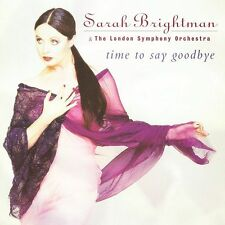 SARAH BRIGHTMAN ( NEW SEALED CD ) TIMELESS ( TIME TO SAY GOODBYE )