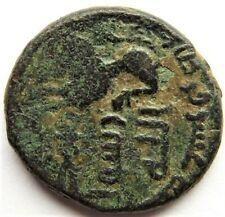 More details for rare umayyad al-walid i (705-715) ae fals tabariya lion couchant
