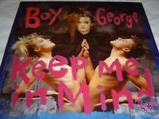"BOY GEORGE KEEP ME IN MIND 12"" MAXI 45T germany"