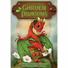 Field Guide to Garden Dragons Oracle Deck w/ Booklet Stanley Morrison (2019)