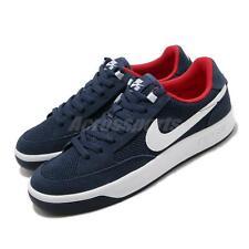 Nike SB Adversary Navy White Red Men Skate Boarding Shoes Sneakers CJ0887-400
