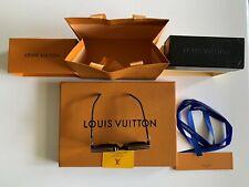 Louis Vuitton  1.1 Millionaires Sunglasses  Black Z1165W