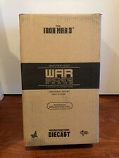 HOT TOYS 1/6 Iron Man 3 - War Machine MK II DIECAST EXCLUSIVE MMS198-D03 Sealed